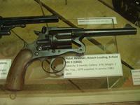 Pistol, Revolver, Breech Loading, Enfield MK II