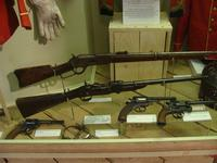 Carbine, Winchester, Model 1876 and Carbine, Cavalry, Breech Loading Snider-Enfield, MK III