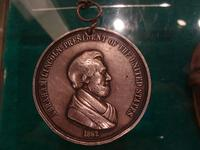 Sitting Bull's Abraham Lincoln Peace Medal