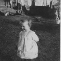 Marion when she was two years old