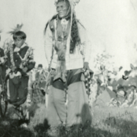 Wastaoaks at a pow wow