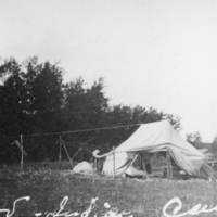 Battleford Indian Camp