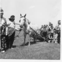 Aboriginals at the Arcola fair