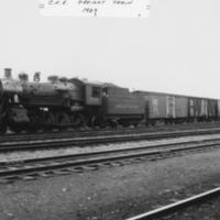 C.N.R. Freight Train
