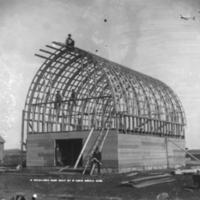 A McKellar's Barn built by W Addie