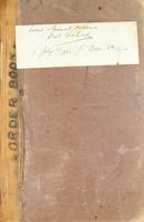 Order Book 1882