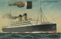 R.M.S. Empress of Britain