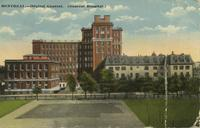 Montreal – Hôpital Générale (General Hospital.)