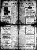 The Wolseley News January 9, 1918