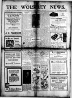 The Wolseley News July 10, 1918