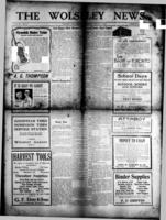 The Wolseley News August 21, 1918