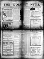 The Wolseley News August 28, 1918