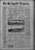 The Qu'Appelle Progress March 15, 1889