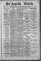 Qu'Appelle Vidette September 24, 1885