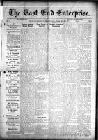 The East End Enterprise July 30, 1914