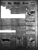 The Wilkie Press May 31, 1917