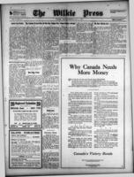 The Wilkie Press November 1, 1917