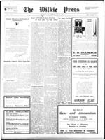 The Wilkie Press September 27, 1917
