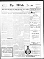 The Wilkie Press July 19, 1917