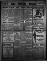 The Wilkie Press March 1, 1917
