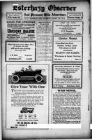 Esterhazy Observer and Pheasant Hills Advertiser July 19, 1917