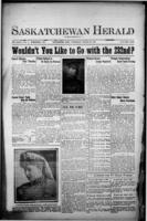 Saskatchewan Herald March 29, 1917