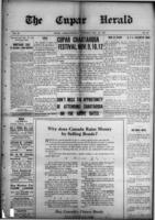 The Cupar Herald November 1, 1917