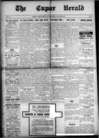 The Cupar Herald January 25, 1917