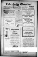 Esterhazy Observer and Pheasant Hills Advertiser May 31, 1917