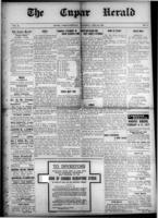 The Cupar Herald February 1, 1917