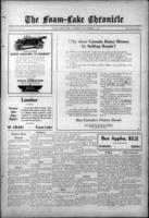 The Foam Lake Chronicle November 1, 1917