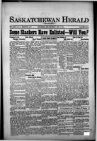 Saskatchewan Herald May 31, 1917