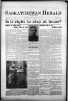 Saskatchewan Herald March 1, 1917
