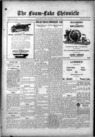 The Foam Lake Chronicle July 19, 1917