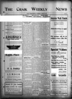 The Craik Weekly News March 29, 1917