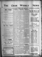 The Craik Weekly News January 25, 1917
