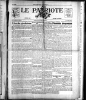 Le Patriote de L'Ouest March 29, 1917