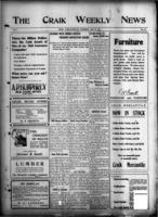 The Craik Weekly News May 31, 1917