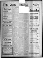 The Craik Weekly News March 1, 1917