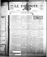 Le Patriote de L'Ouest March 8, 1917