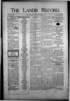 The Landis Record March 8, 1917