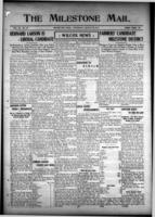 The Milestone Mail March 29, 1917