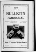 Bulletin Paroissial November, 1917