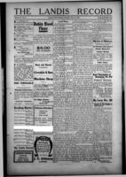 The Landis Record May 31, 1917
