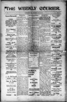The Weekly Courier January 25, 1917