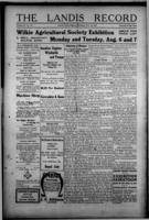 The Landis Record July 19, 1917
