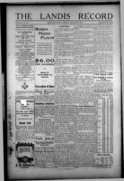 The Landis Record September 27, 1917