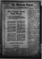 The Watrous Signal November 1, 1917