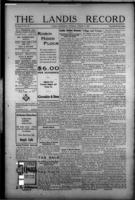 The Landis Record October 11, 1917
