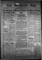 The Milestone Mail December 20, 1917